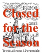 fedco trees catalog cover