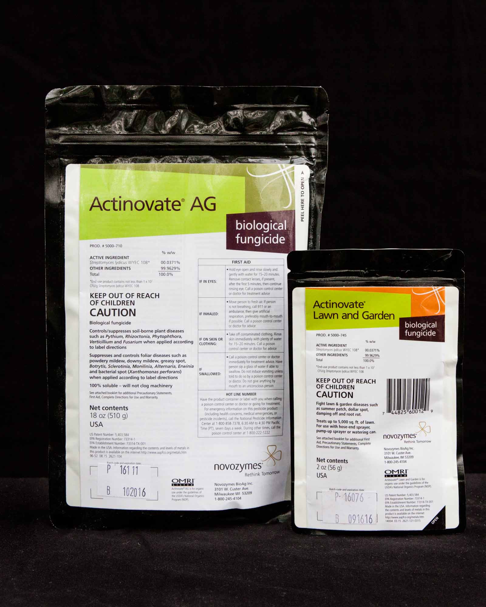 Actinovate® Biological Fungicide