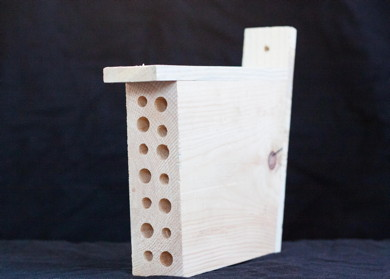 Nesting Block for Bees